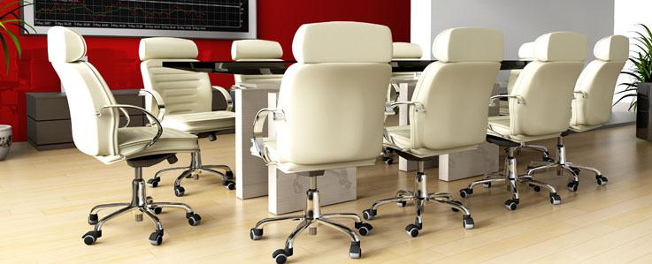 כסאות לחדרי ישיבות